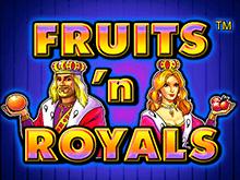 игровой автомат Королевские Фрукты