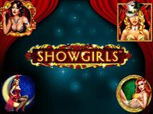 Шоу Герлз - в современном казино Вулкан на деньги