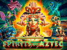 Дух Ацтеков - на деньги в Вулкан казино