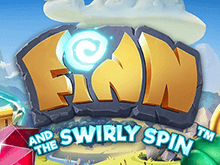 Виртуальный автомат Finn And The Swirly Spin в казино Вулкан